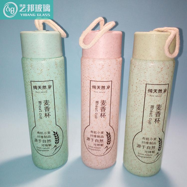定制麦香杯 有机小麦 玻璃杯麦香杯 徐州艺邦玻璃