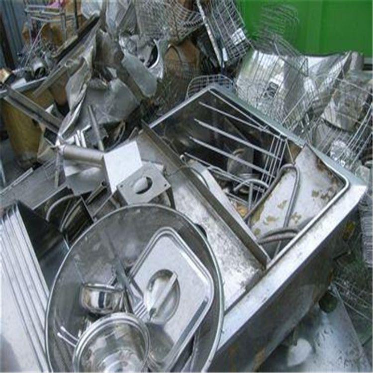 废不锈钢专业回收单位 高价回收废不锈钢 明瑶再生资源回收