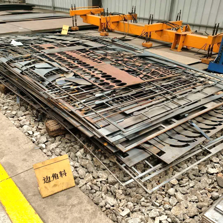 废旧金属高价回收 回收废铁废钢 工地废料回收