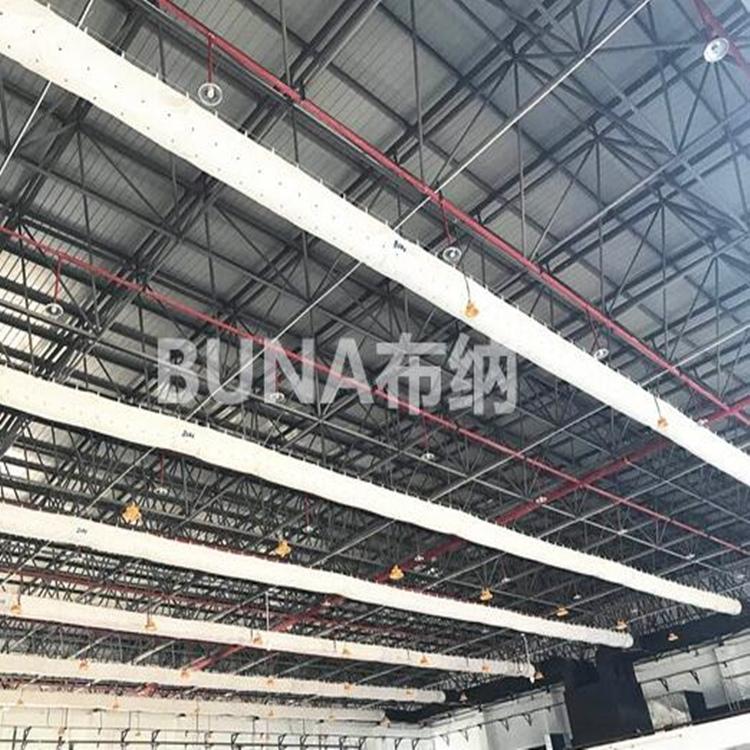 织物风管厂家专业安装,优质织物风管生产出售,布纳/BUNA