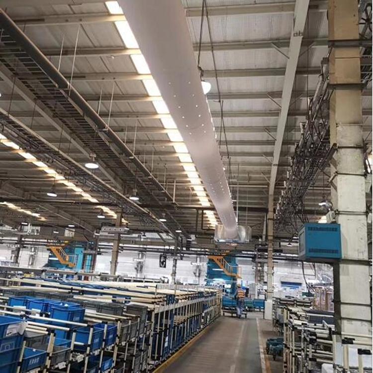 纤维风管安装出售,全称跟进服务,供货及时,售后无忧