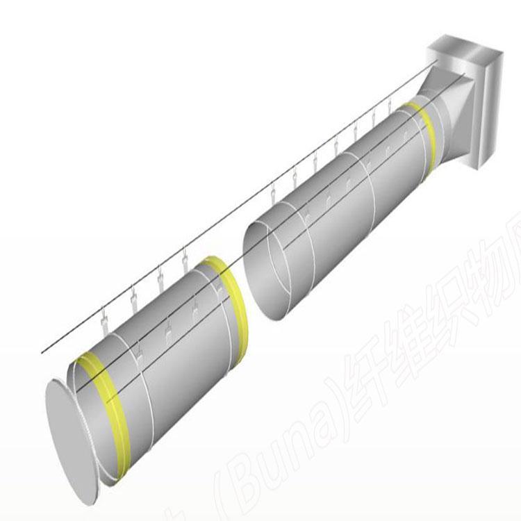 布质风管专业出售,厂家专业制造布质风管,安装直销,布纳/BUNA
