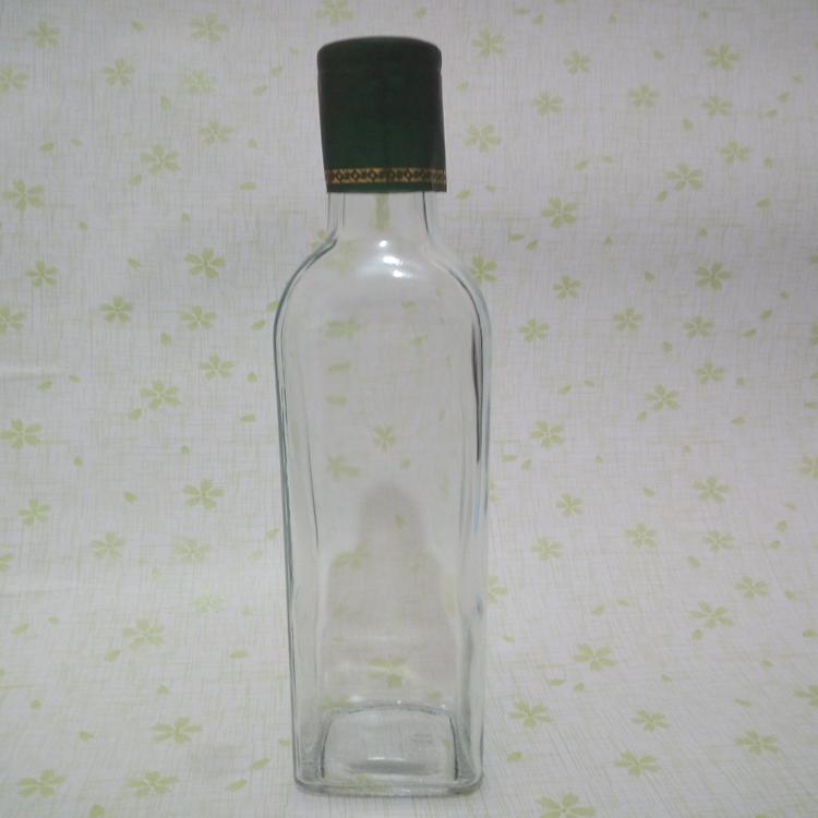 厂家定制橄榄油瓶 艺邦玻璃制品 老厂家值得信赖
