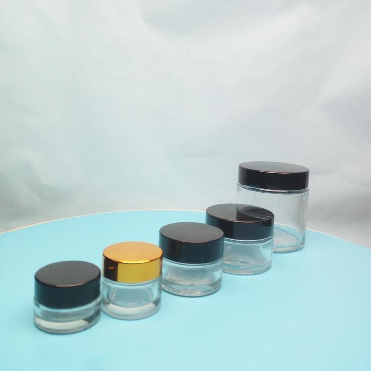 厂家定制膏霜瓶 化妆品瓶价格 现货供应护肤品霜瓶子