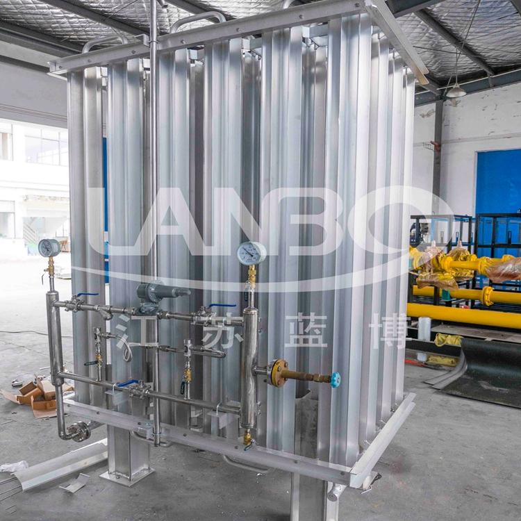 空温式汽化器定制,汽化器价格,江苏蓝博大量批发汽化器