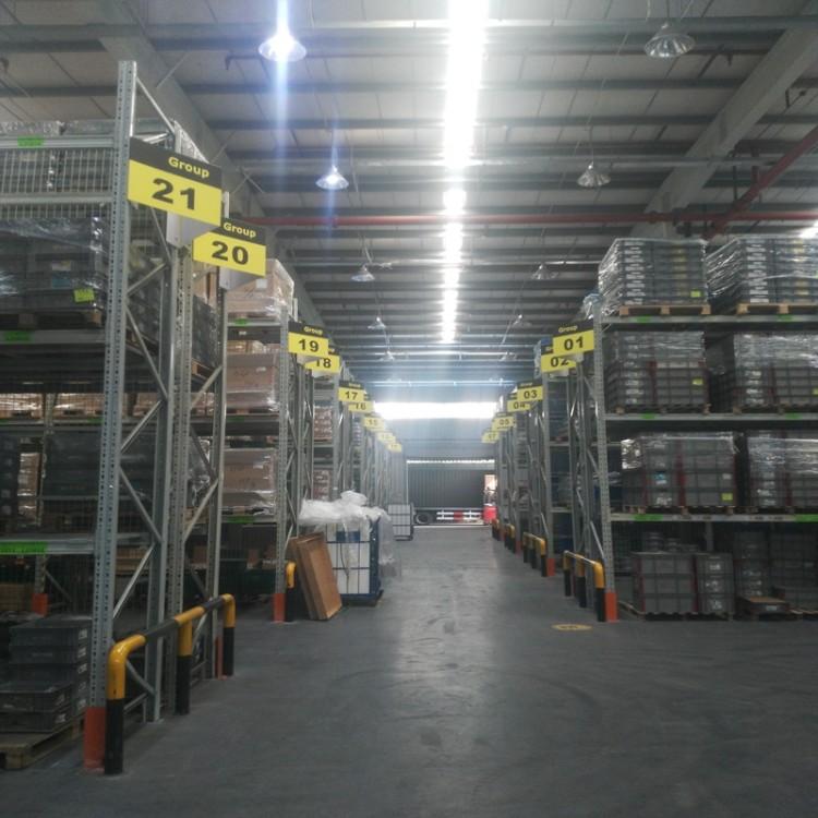 高层立体库货架 存放物品方便  优质生产厂家