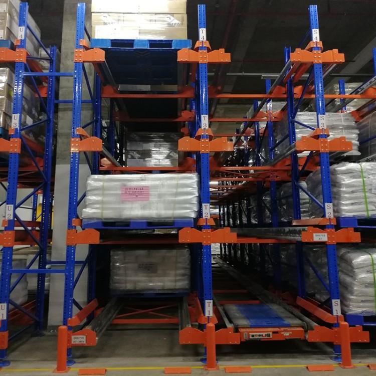 穿梭车货架 穿梭式 仓库货架重型 自动智能存取  厂家直销