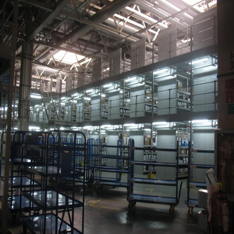阁楼平台定做 重型仓储货架 搭建厂房仓库 厂家直销
