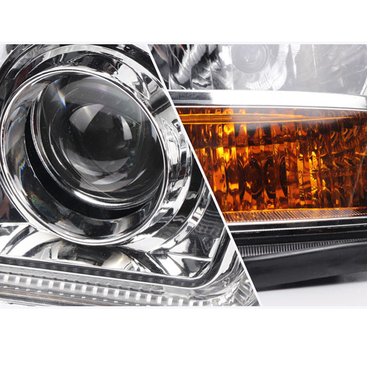供应陕汽德龙LED大灯 原厂配件 亮度提升