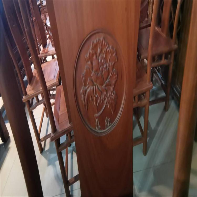 明式圆桌厂家 明式圆桌制作单位 红木家具专业定制 欢迎订购