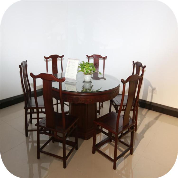 明式圆桌 红木家具专业定制 厂家供应 采用贵重优质红木制作