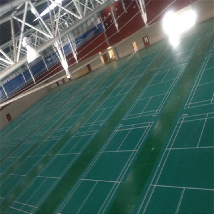 湛江丙烯酸羽毛球场地施工,诚杰体育,优质制作单位