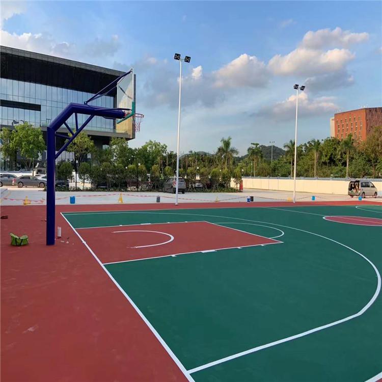 篮球场地漆专业出售,诚杰体育