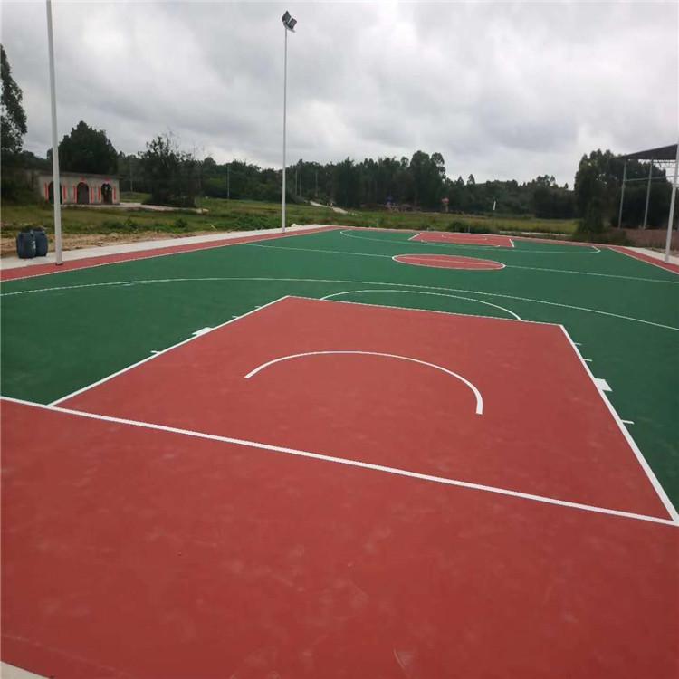 厂家专业出售篮球场地漆,供应篮球场地漆