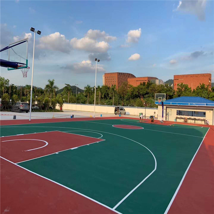 直销篮球场地漆,湛江专业出售篮球场地漆厂家
