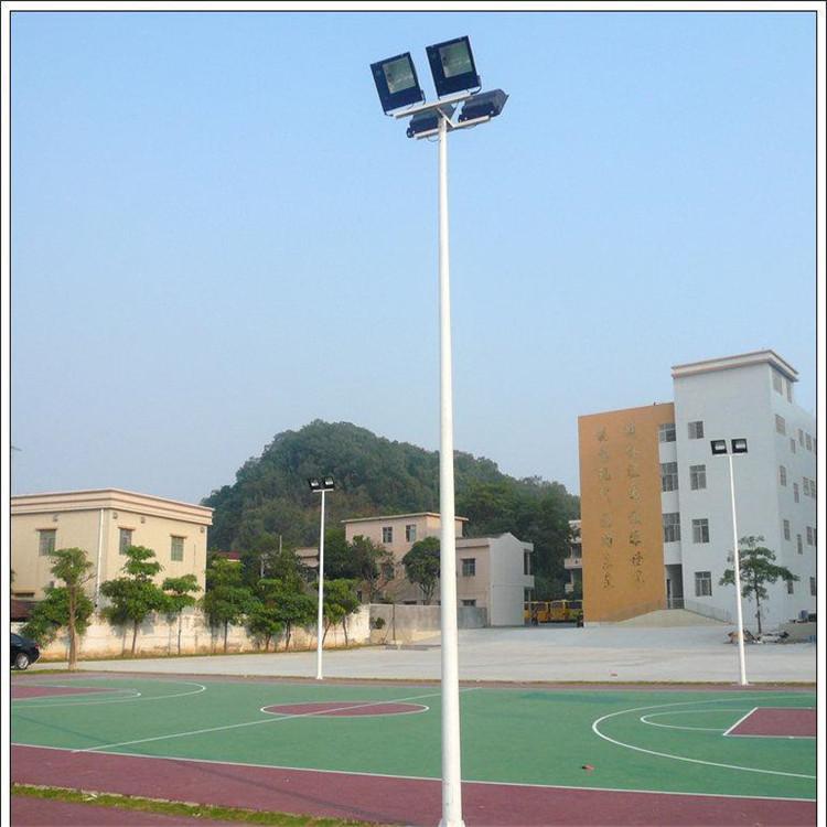 湛江球场灯柱,精选球场灯柱厂家出售,诚杰体育