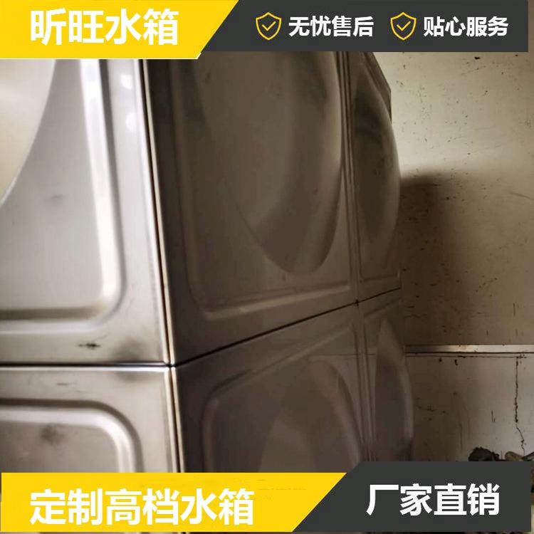 厂家直销不锈钢消防水箱,方形消防水箱,不锈钢保温水箱