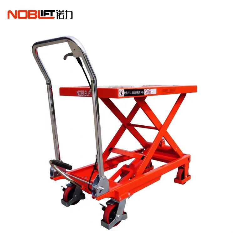 优质行李车 平台车 高品质进口泵站 工作效率高