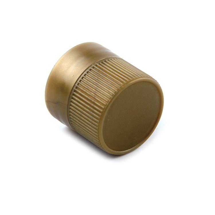 450金色盖 塑料瓶盖价格 恒达瓶盖专业生产厂家 现货出售