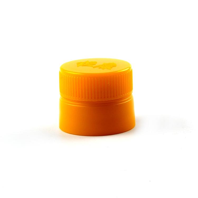 塑料瓶盖生产厂家 全国销售黄优香盖 恒达实力厂家 黄优香盖价格