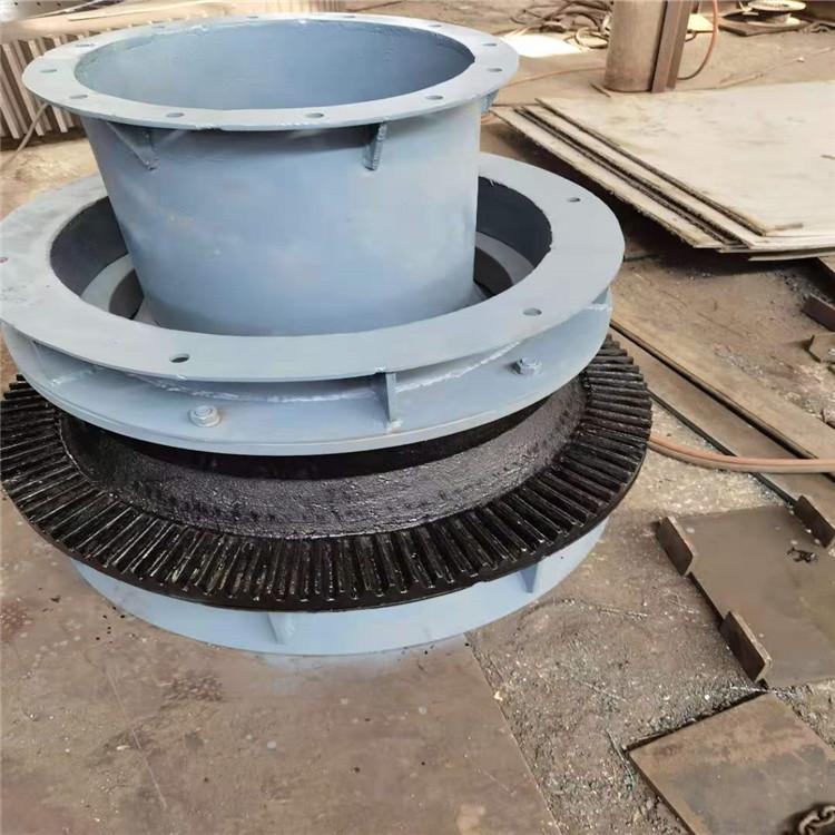 精选石灰窑布料器厂家 直销机械水泥立窑布料器
