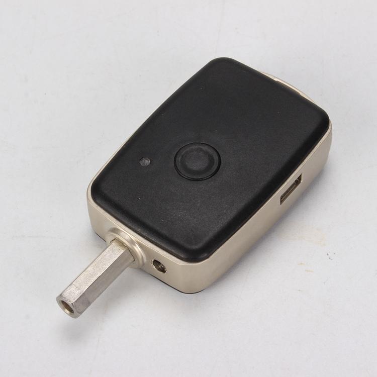 铁塔智能钥匙 出售六角蓝牙钥匙 钥匙厂家 可代加工 克瑞艾特