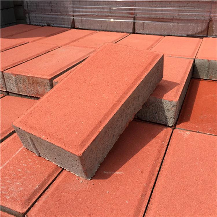 透水砖厂家 专业出售优质透水砖 华伟彩砖