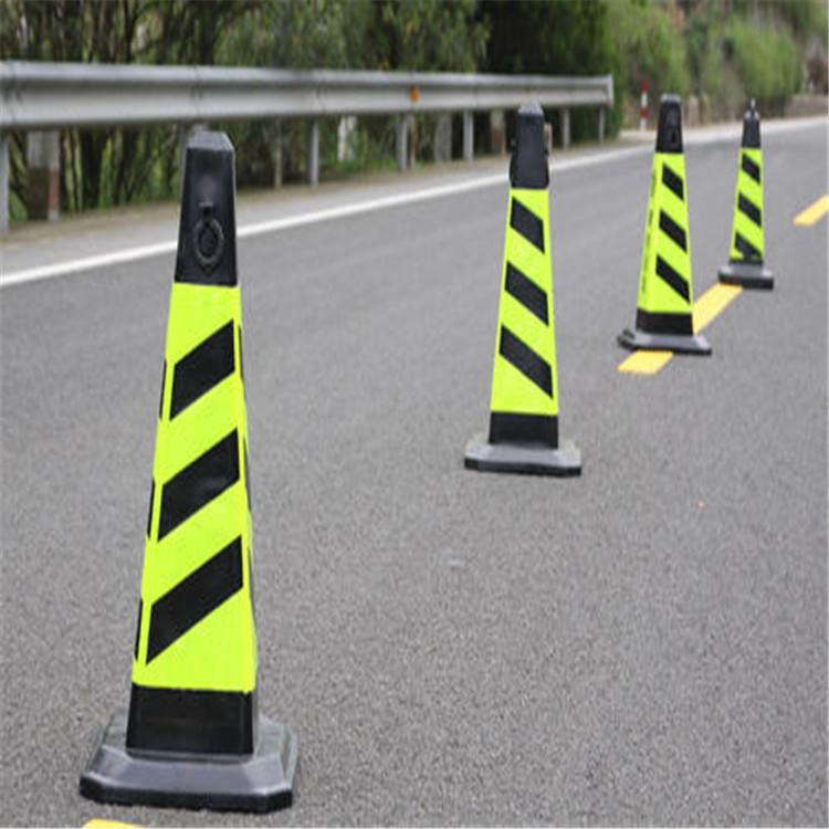 交通锥 安全反光橡胶路锥 专用橡胶路锥 交通锥厂家直销