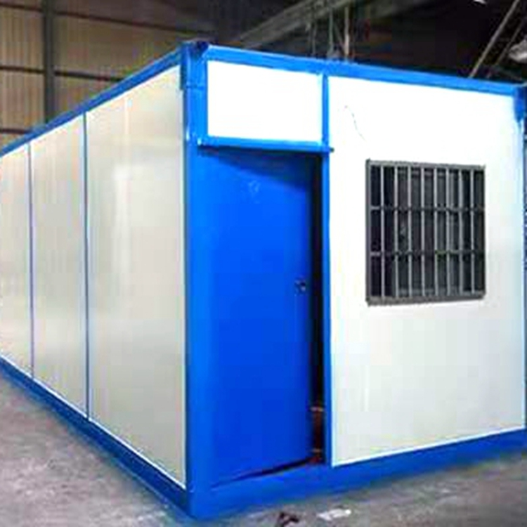 简易版集装箱住房 厂家现货定制集装箱移动板房 冬暖夏凉