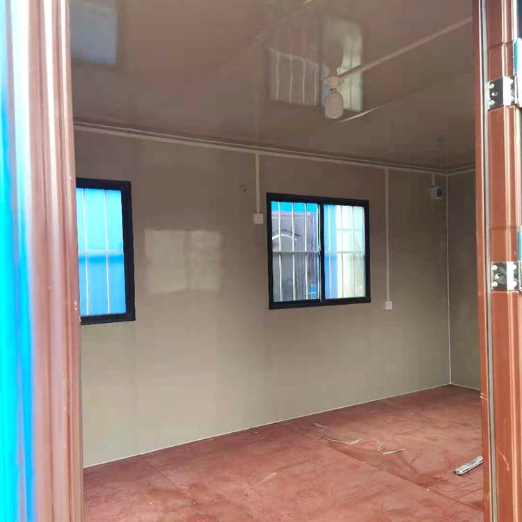 工地集装箱住房安装 工期短 质量保障 冬暖夏凉