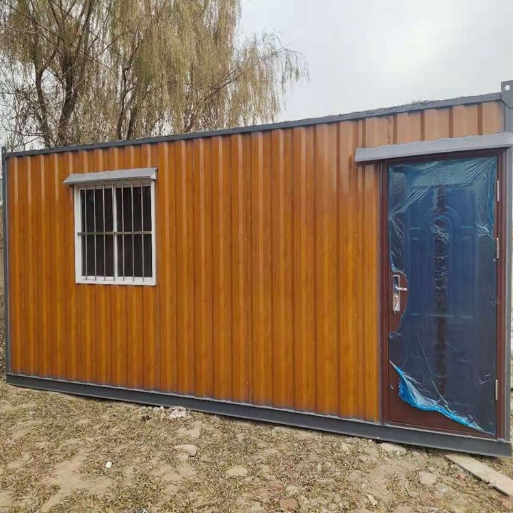 厂家定制工地集装箱住房 款式齐全 按需定制 冬暖夏凉