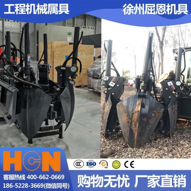 带土球起树机 HCN屈恩苹果球移树机 硬质土壤挖树机 液压驱动植树机