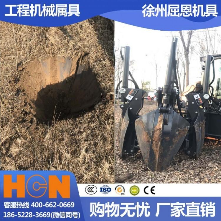 湖北武汉挖树机 HCN屈恩苹果球移树机 黄石神农架林区景区树木移栽设备 高成活率种树机