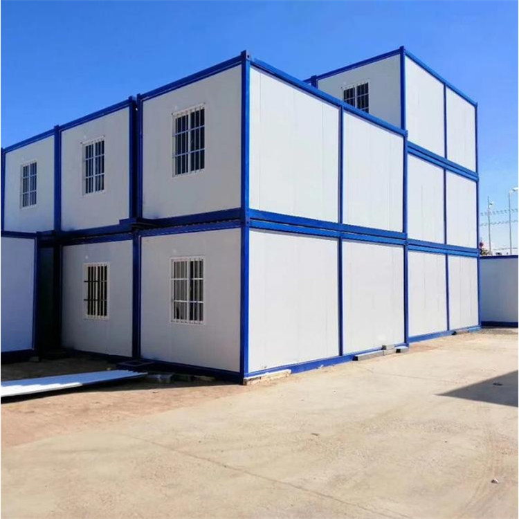 厂家定制安装集装箱 集装箱移动板房 适用范围广 质优价廉