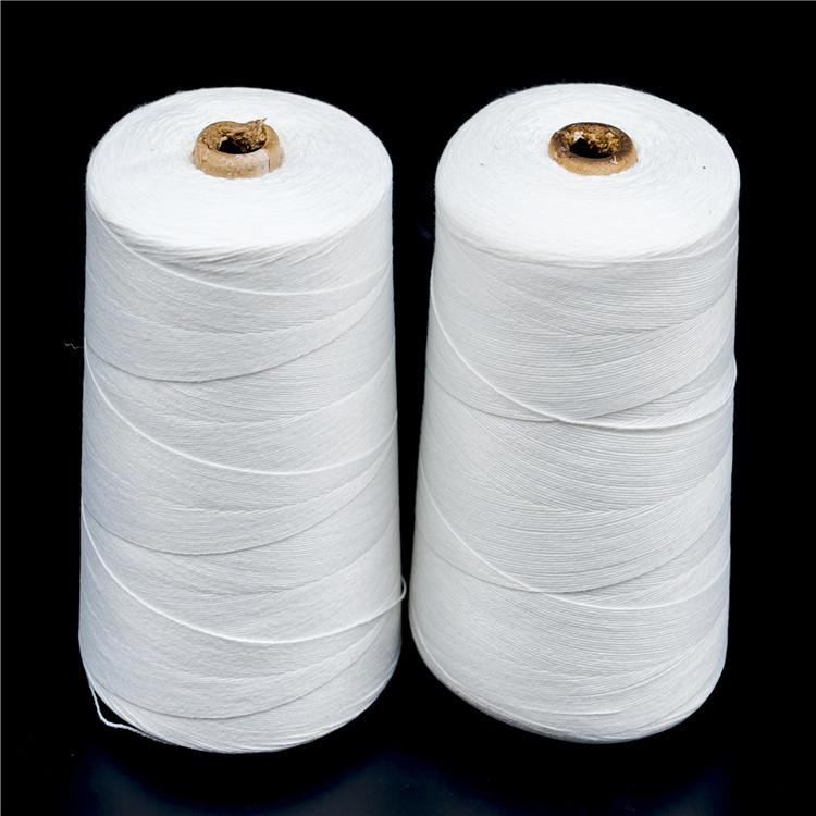 湛江编织袋缝包线 纸塑袋封口缝包线 手扶缝包机专用