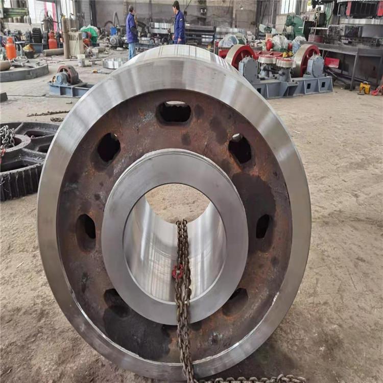 回活性炭回转窑托轮专业制造出售 陶粒回转窑托轮专业出售单位