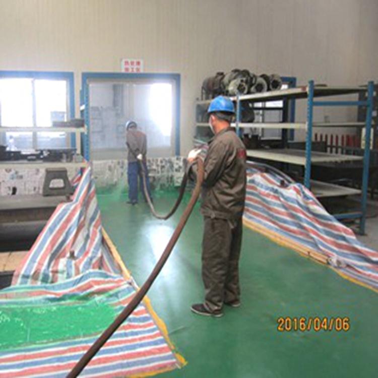 厂房地板翻新喷涂聚脲 纯聚脲 耐磨防滑 全国直销