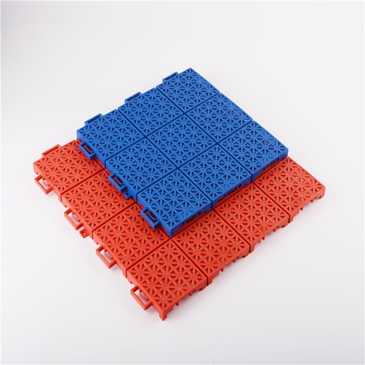 专业制造直销悬浮地板 拼装地板 选择源为义