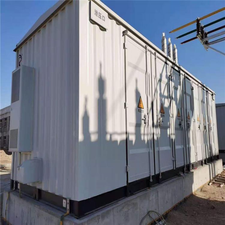 定制安装集装箱预制舱 优质出售单位 港湾电气