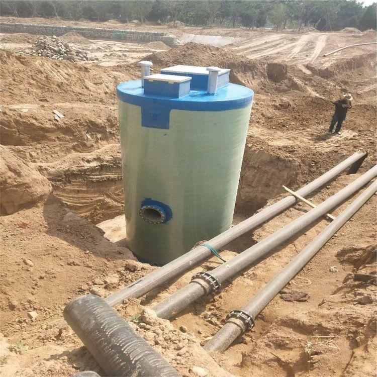 马山污水处理提升泵 一体化预制提升泵站价格