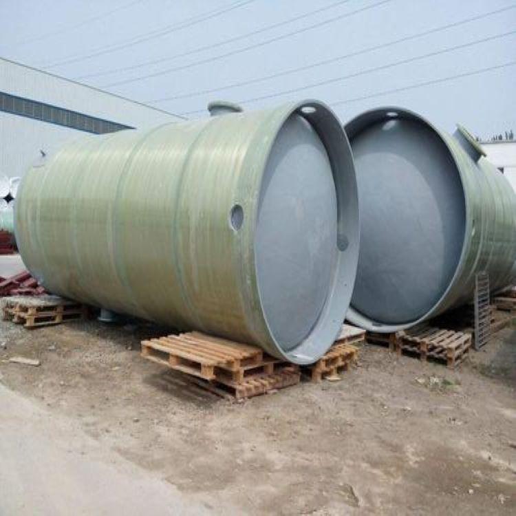 上林玻璃钢一体化提升泵站 库存齐全