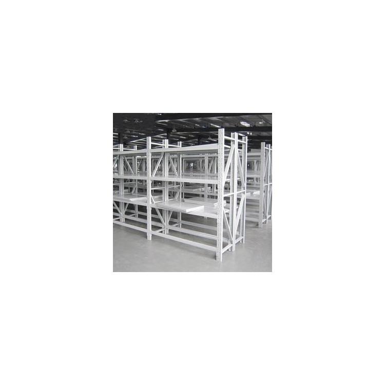 轻中型仓储货架,仓库房置物架多层自由组合,家用拆装铁架子