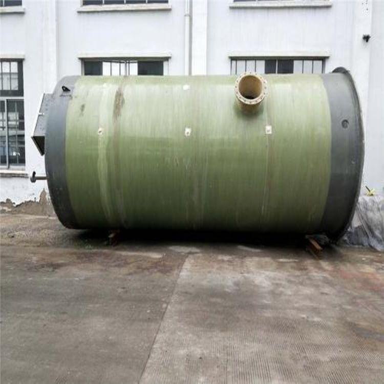 融安一体化预制泵站 提升泵质量 龙环厂家