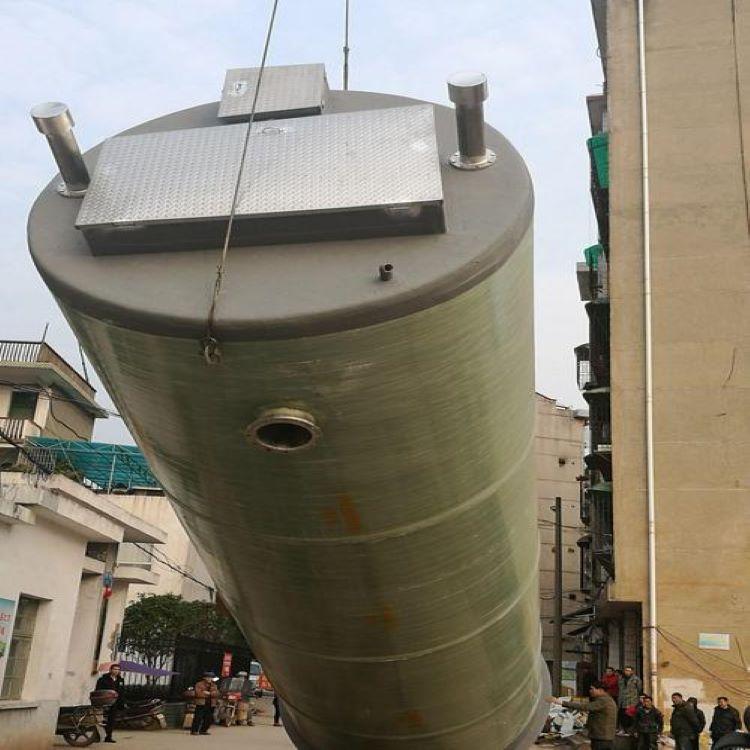 平乐农村水处理泵站 一体化提升泵站厂家直销
