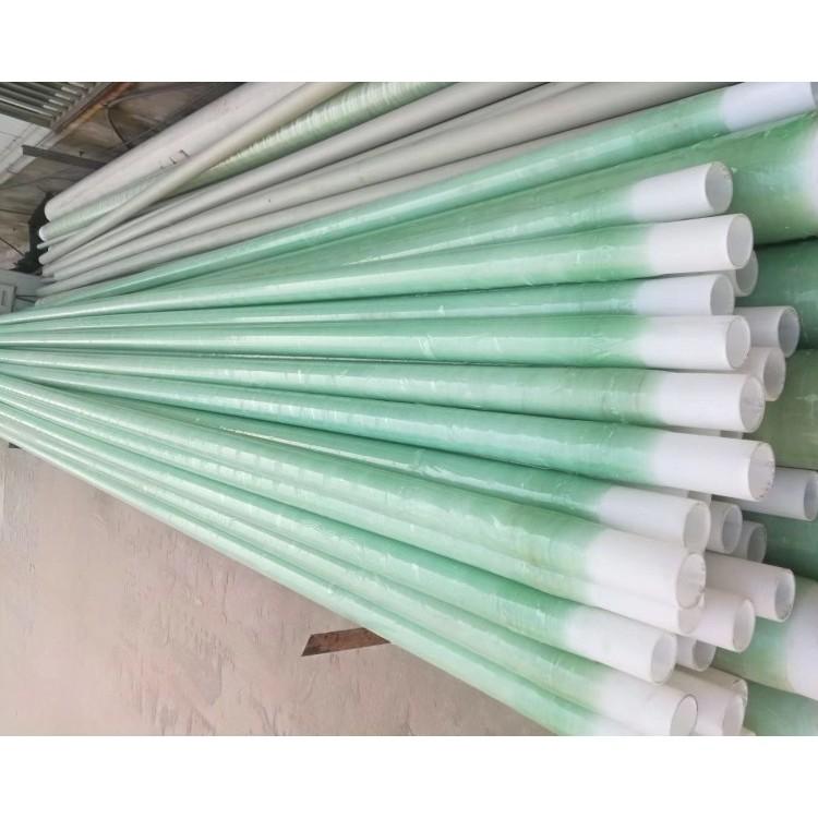 玻璃钢缠绕复合管,FRP/PP复合管,耐酸碱,高强度,复合管正方塑胶