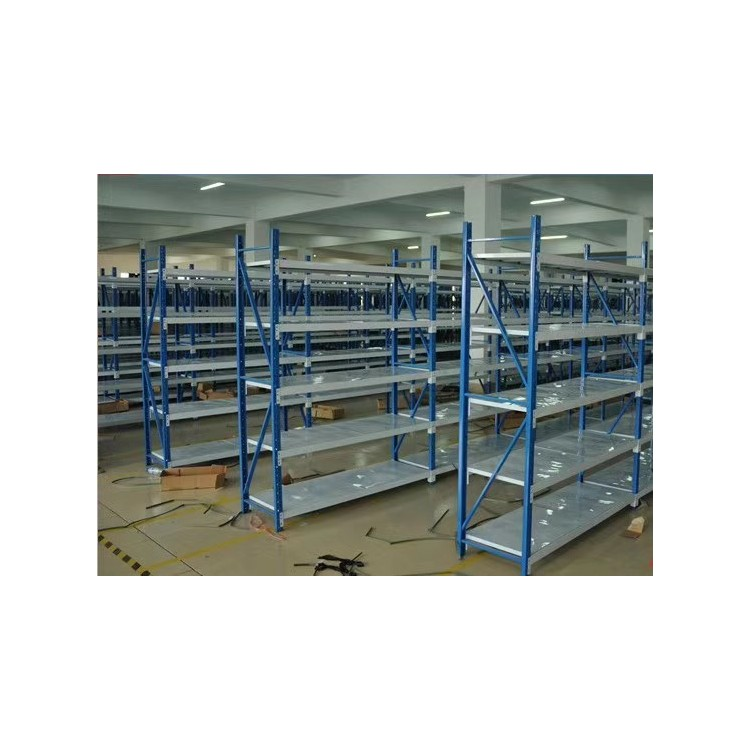 精选中型货架厂家定制批发,仓库货架