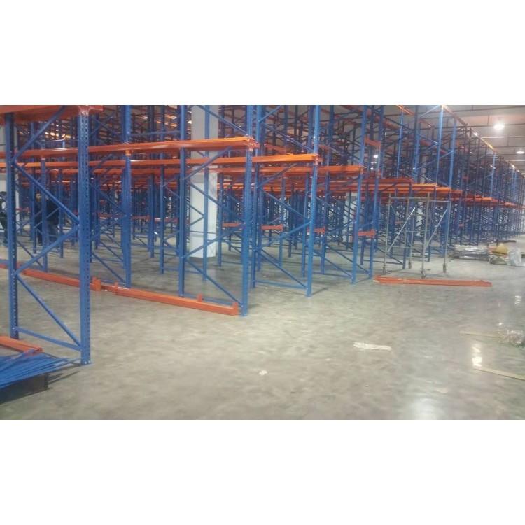 厂家直销,驶入式货架,通廊式货架,贯通式货架,睿腾仓储品牌