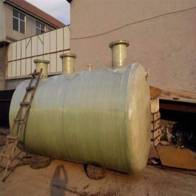 灌阳小型绿色树脂玻璃钢材质污水处理设备 库存充足厂家直销