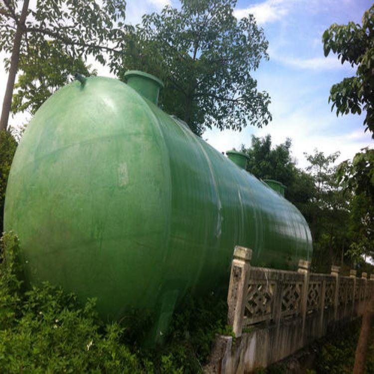 荔浦一体式缠绕污水处理池沉淀池价格 厂家直销龙环环保