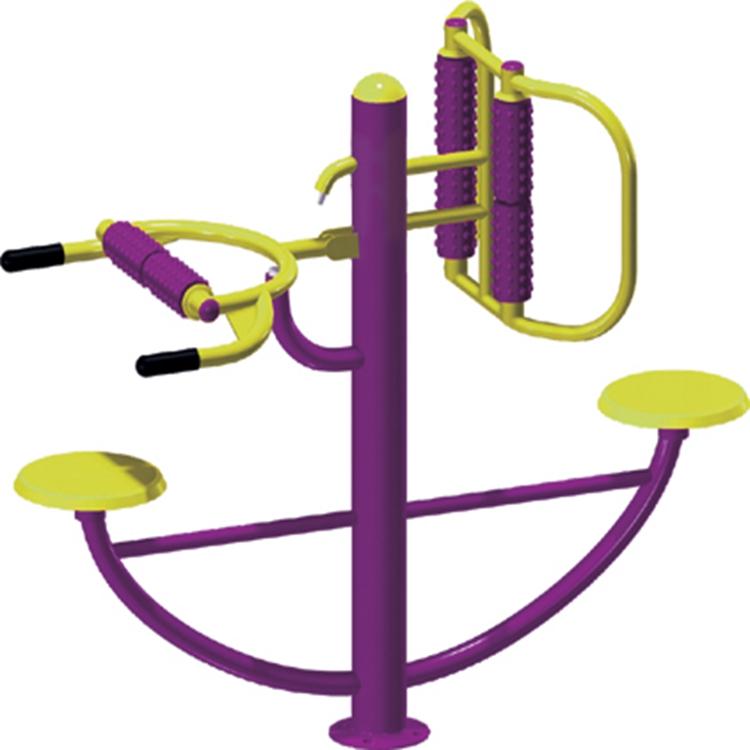 互动式按摩器健身设备 健身器材设备生产厂家 安全环保 可定制